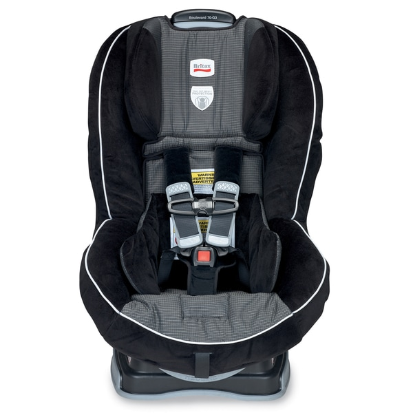 Britax Boulevard 70-G3 Convertible Car Seat in Onyx