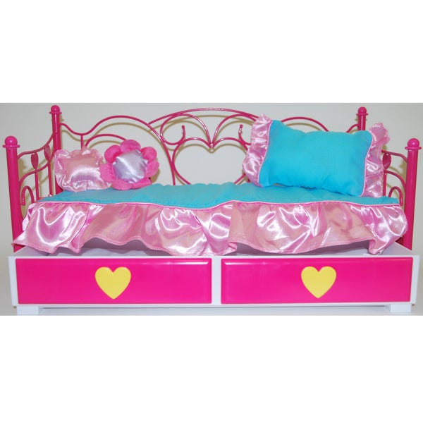 My Girl Day Bed with Trundle