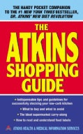 The Atkins Shopping Guide (Paperback)