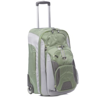 High Sierra Cactus 26-inch Wheeled Upright with Removable Backpack