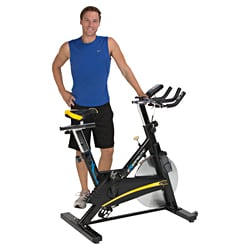 Exerpeutic LX9 Super High Capacity Training Cycle with Computer, Elbow Pads and Pulse Sensors