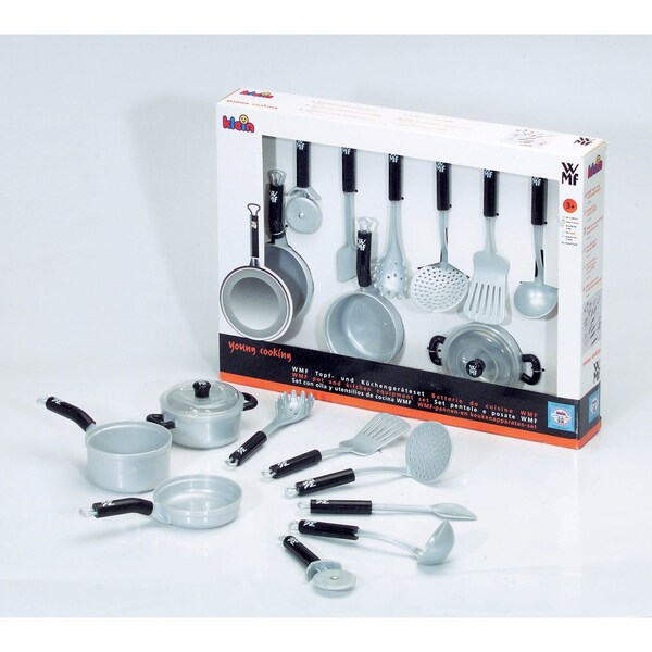 Theo Klein WMF Pots and Kitchen Set