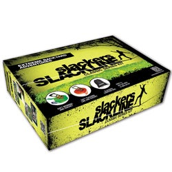 Brand 44 50' Slackers Slackline Classic Kit with Bonus 'Teaching Line'