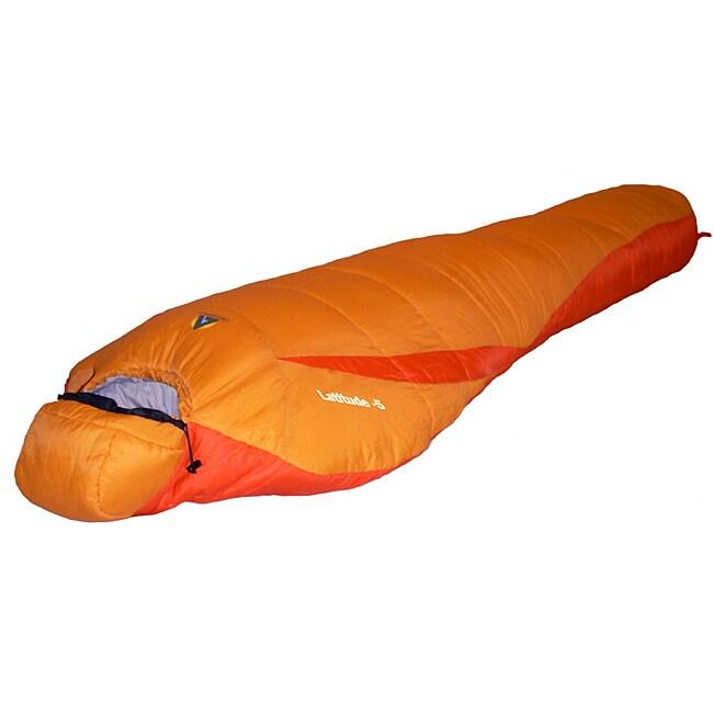 Alpinizmo Latitude -5 Sleeping Bag by High Peak USA