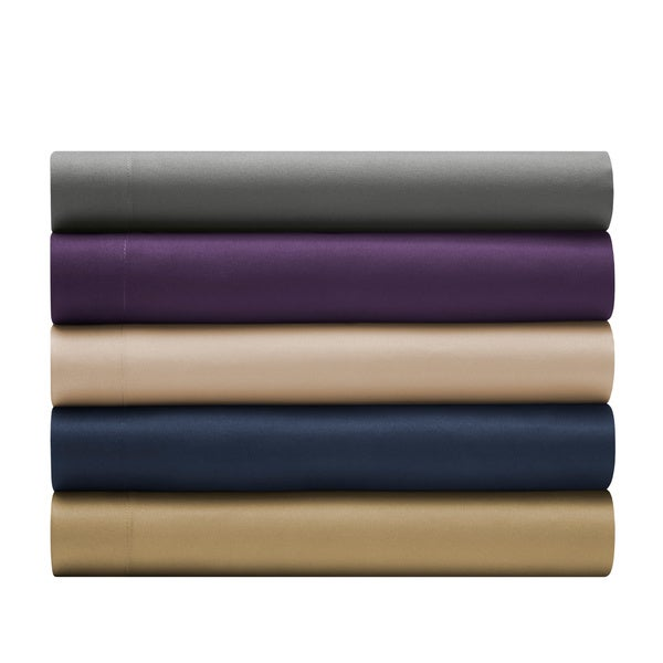 Perry Ellis Twin XL-size Microfiber Sheet Set