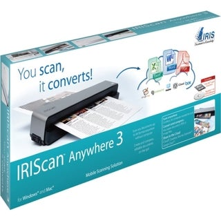 I.R.I.S IRIScan Anywhere 3