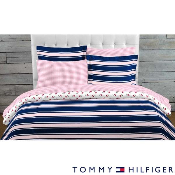 Tommy Hilfiger Dorset Reversible Comforter Set
