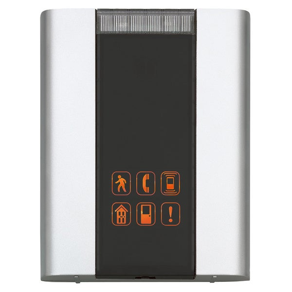Honeywell Premium Portable Wireless Door Chime and Push Button