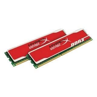 Kingston 16GB 1600MHz DDR3 Non-ECC CL10 DIMM (Kit of 2) HyperX Blu Re