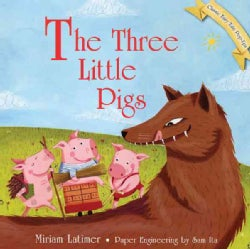 The Three Little Pigs (Hardcover)