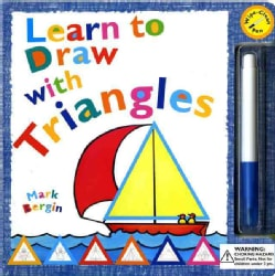 Learn to Draw with Triangles (Board book)