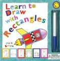 Learn to Draw with Rectangles (Board book)
