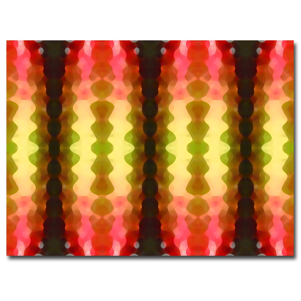 Amy Vangsgard 'Cactus Patterns' Canvas Art