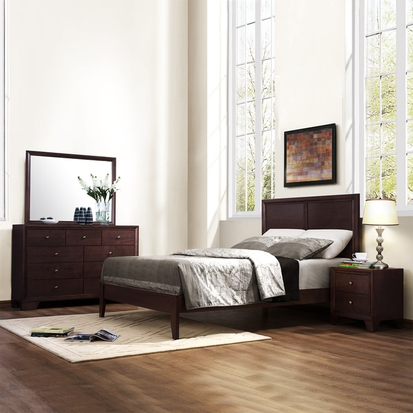 TRIBECCA HOME Louisburgh 5-Piece Bedroom Set