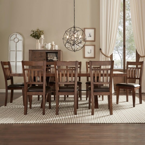 about mission dining table oak chairs country hardwood furniture room