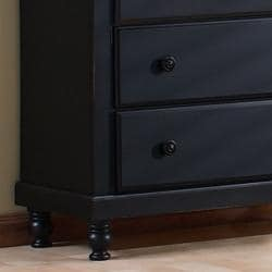 Macedonia Black Rubberwood Chest