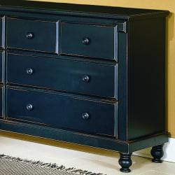 Macedonia Black Dresser