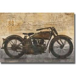 Dylan Matthews 'Ride' Canvas Art