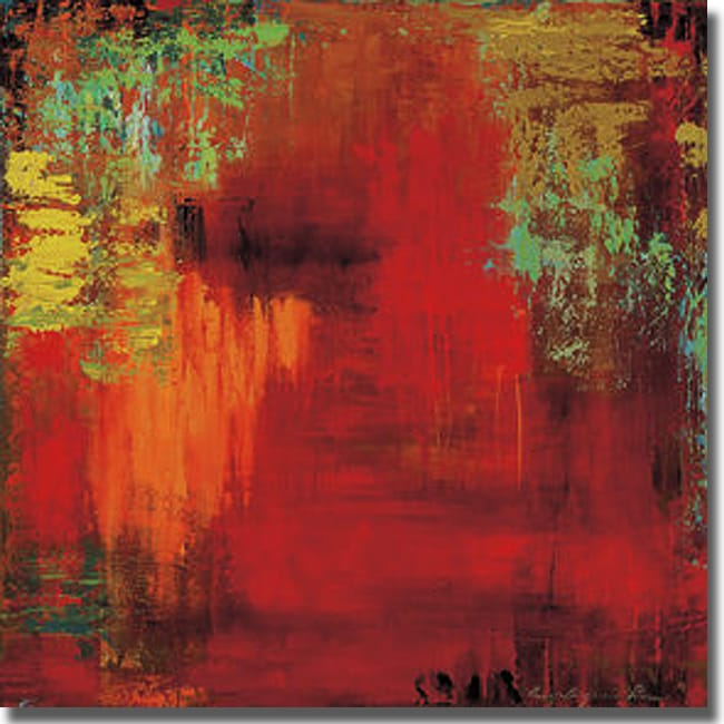 Penny Peterson 'Places to Seek' Canvas Art