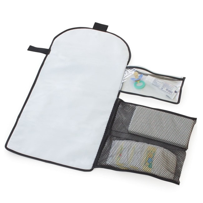 Kiddopotamus ChangeAway Portable Diaper Changing Kit with Pockets