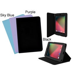 MEElectronics Premium Portfolio Leatherette Stand Case for the Google Nexus 7