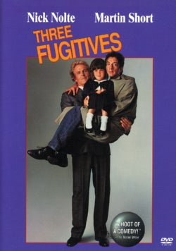 Three Fugitives (DVD)