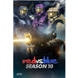 Red Vs. Blue: Season 10 (Blu-ray Disc)