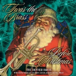 DENVER BRASS - 'TWAS THE BRASS BEFORE CHRISTMAS