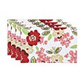 Sydney Rainforest Lined Placemats (Set of 4)