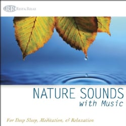 REST & RELAX NATURE ARTISTS SERIES & ROBBINS ISLAN - NATURE SOUNDS WITH MUSIC: FOR DEEP SLEEP MEDITATIO