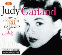 JUDY GARLAND - LONG PLAY COLLECTION