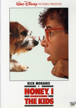 Honey I Shrunk The Kids (DVD)