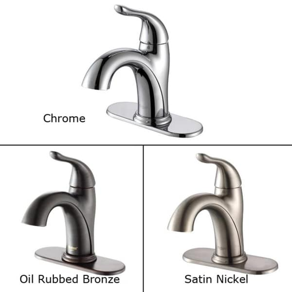 Kraus Arcus Single Lever Bas-inch Faucet