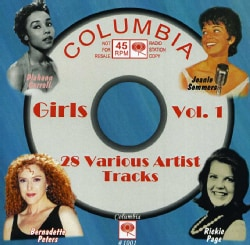 COLUMBIA GIRLS - VOL. 1-COLUMBIA GIRLS