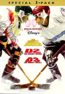 Mighty Ducks/D2/D3 - Special 3PK (DVD)