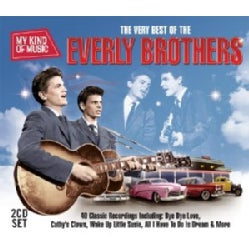 EVERLY BROTHERS - MY KIND OF MUSIC-BEST OF
