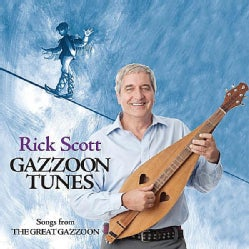 RICK SCOTT - GAZZOON TUNES: SONGS FROM THE GREAT GAZZOON
