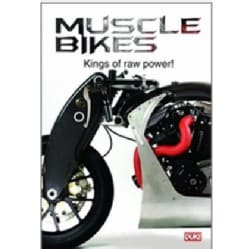 Muscle Bikes: Kings of Raw Power! (DVD)