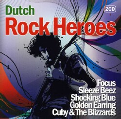 DUTCH ROCK HEROES - DUTCH ROCK HEROES