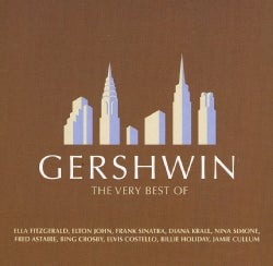 GEORGE GERSHWIN - VERY BEST OF DX2