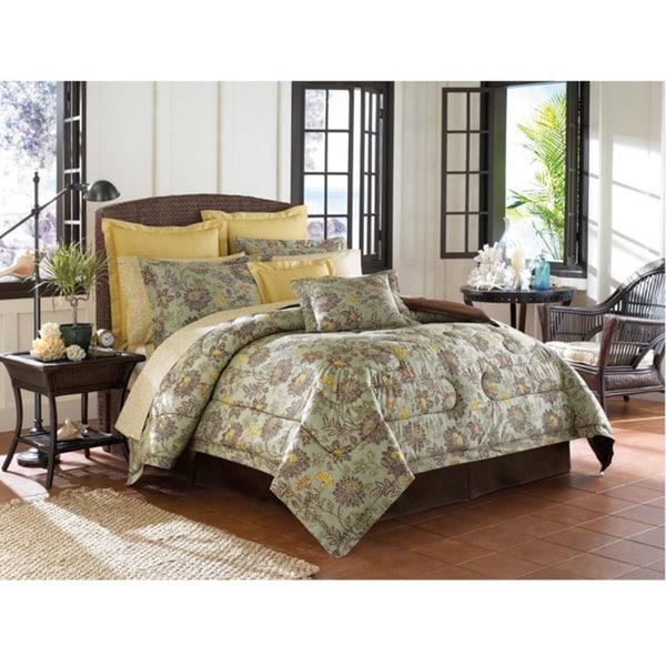 Tommy Bahama Cat Island 4-piece Comforter Set