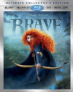 Brave 3D Ultimate Collector's Edition (Blu-ray/DVD)