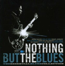 NOTHING BUT THE BLUES - NOTHING BUT THE BLUES