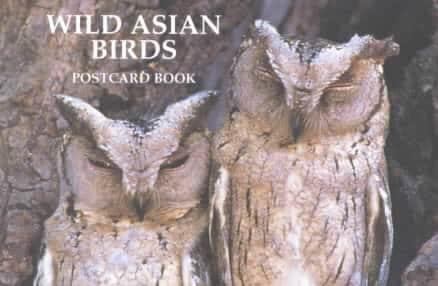 Wild Asian Birds (Postcard book or pack)