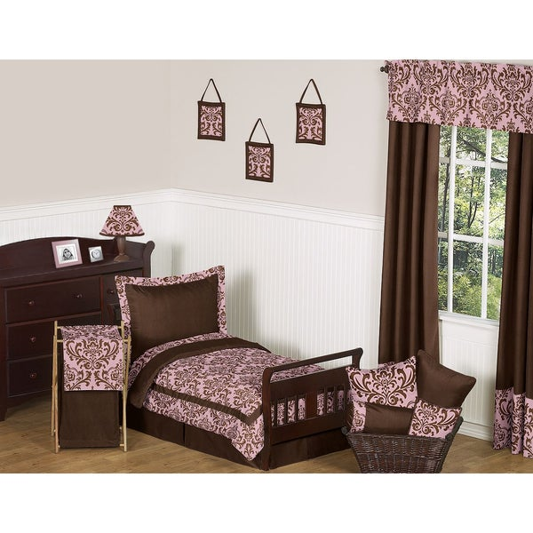 Nicole 5-piece Toddler Bedding Set