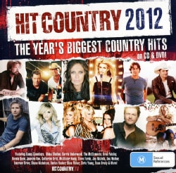 HIT COUNTRY 2012 - HIT COUNTRY 2012