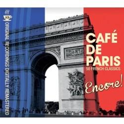CAFE DE PARIS-ENCORE! - CAFE DE PARIS-ENCORE!