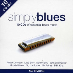 SIMPLY BLUES - SIMPLY BLUES