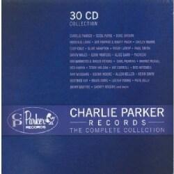 CHARLIE PARKER - CHARLIE PARKER RECORDS COMPLETE COLLECTION