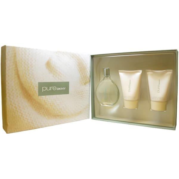 DKNY Pure DKNY Verbena Women's 3-piece Fragrance Gift Set